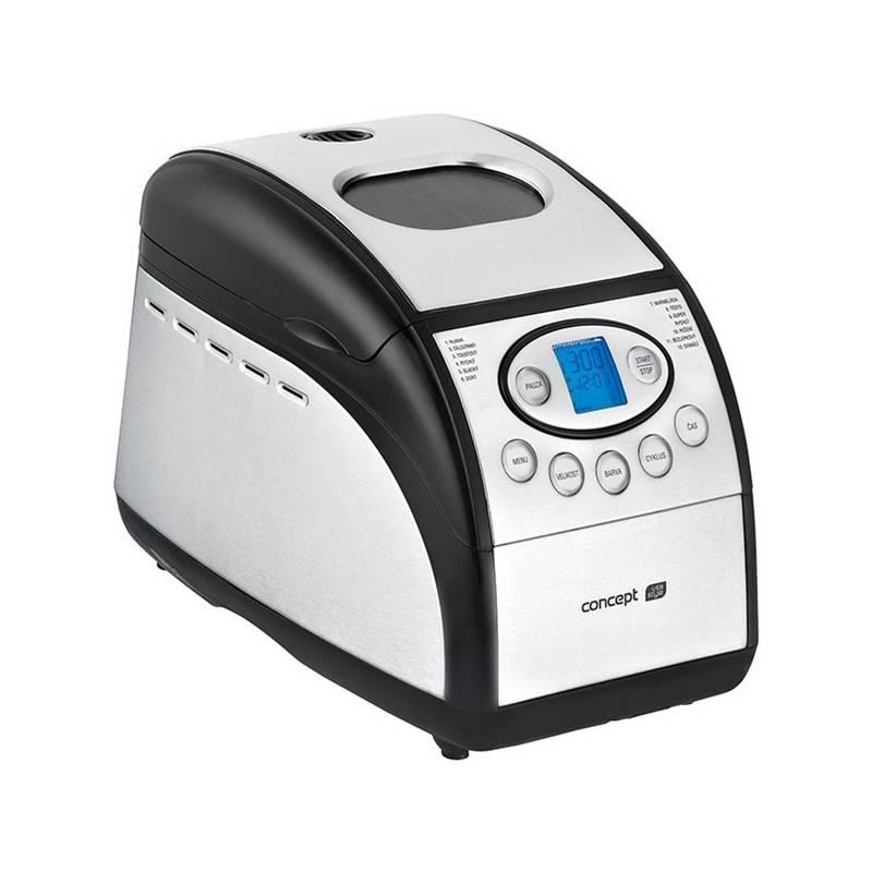 Domáca pekáreň Concept PC-5060 nerez