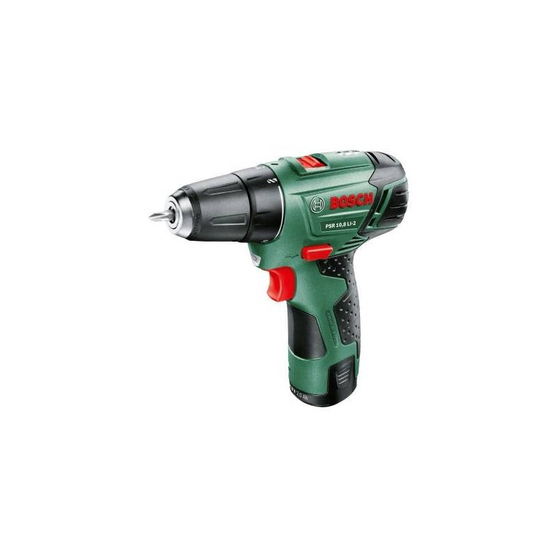 Aku skrutkovač Bosch PSR 10,8 LI-2 upgrade