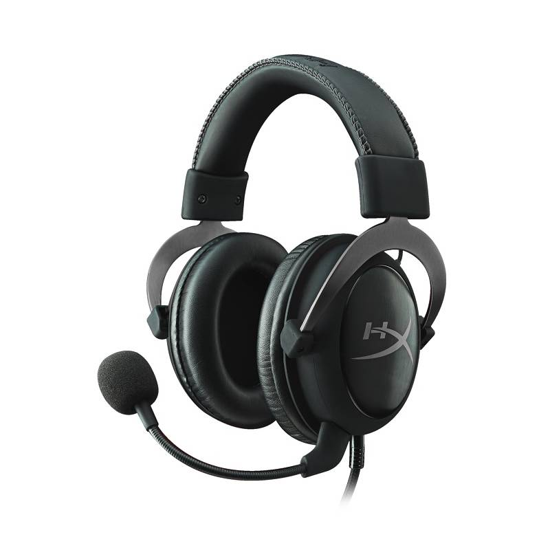 Headset HyperX Cloud II (KHX-HSCP-GM) čierny