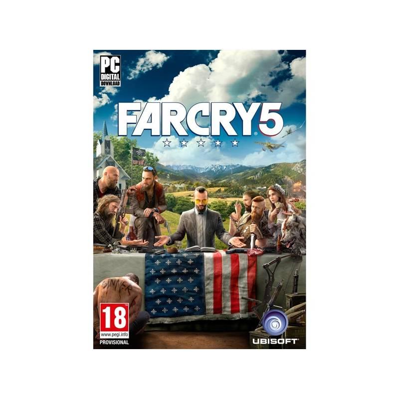 Hra Ubisoft PC FAR CRY 5 (3307216025382)