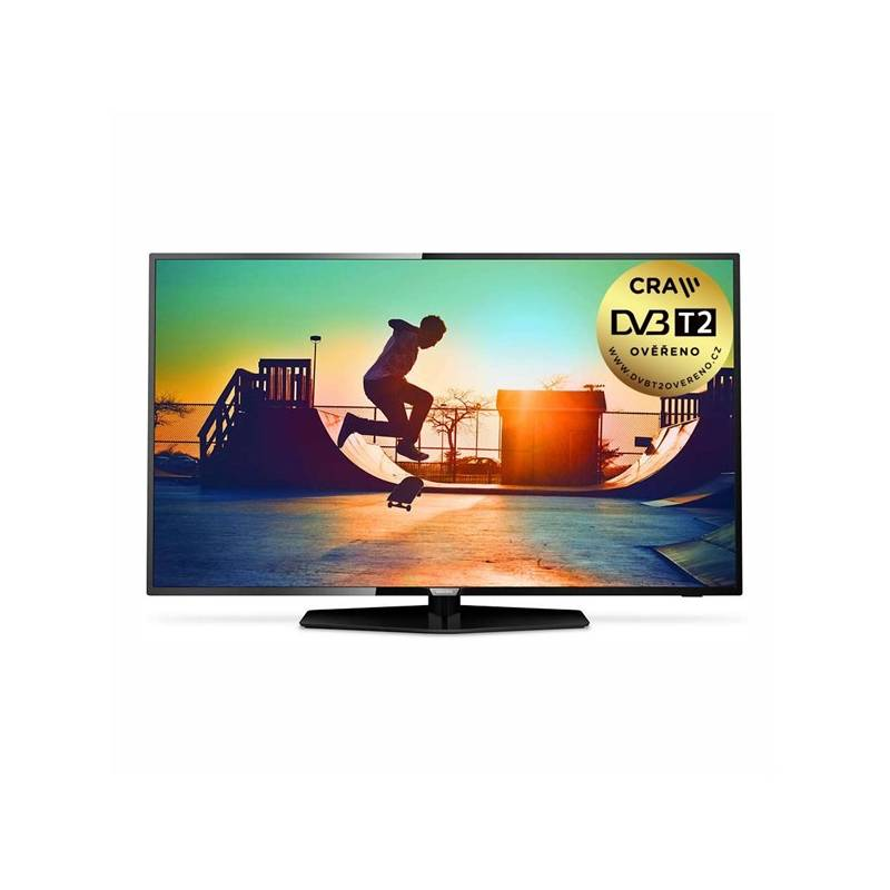 Televízor Philips 43PUS6162/12 čierna + Doprava zadarmo