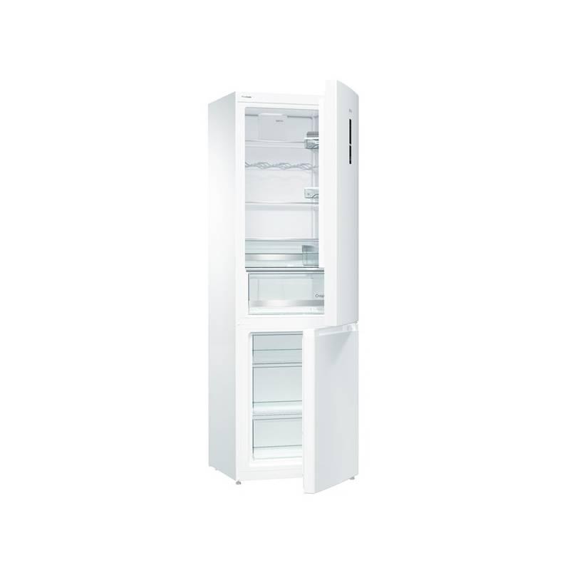 Kombinácia chladničky s mrazničkou Gorenje RK6193LW4 biela + Doprava zadarmo