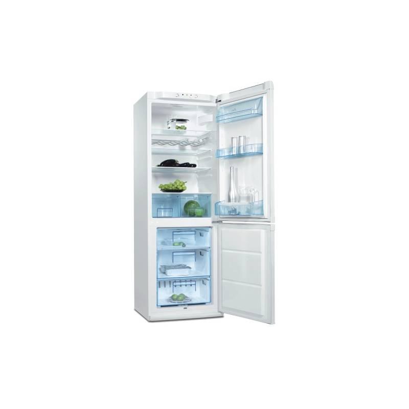 0ab32e487 Kombinácia chladničky s mrazničkou Electrolux ERB 34402 W8 INSPIRE biela