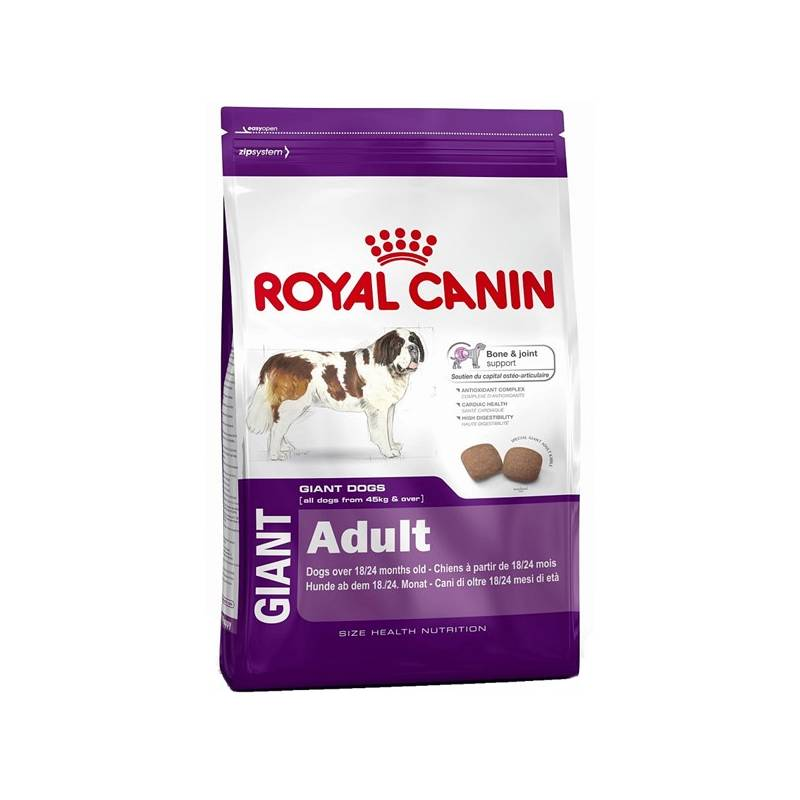 Granule Royal Canin Giant Adult 15 kg