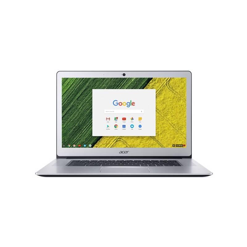 Notebook Acer Chromebook 15 (CB515-1HT-P235) (NX.GPTEC.003) stříbrný