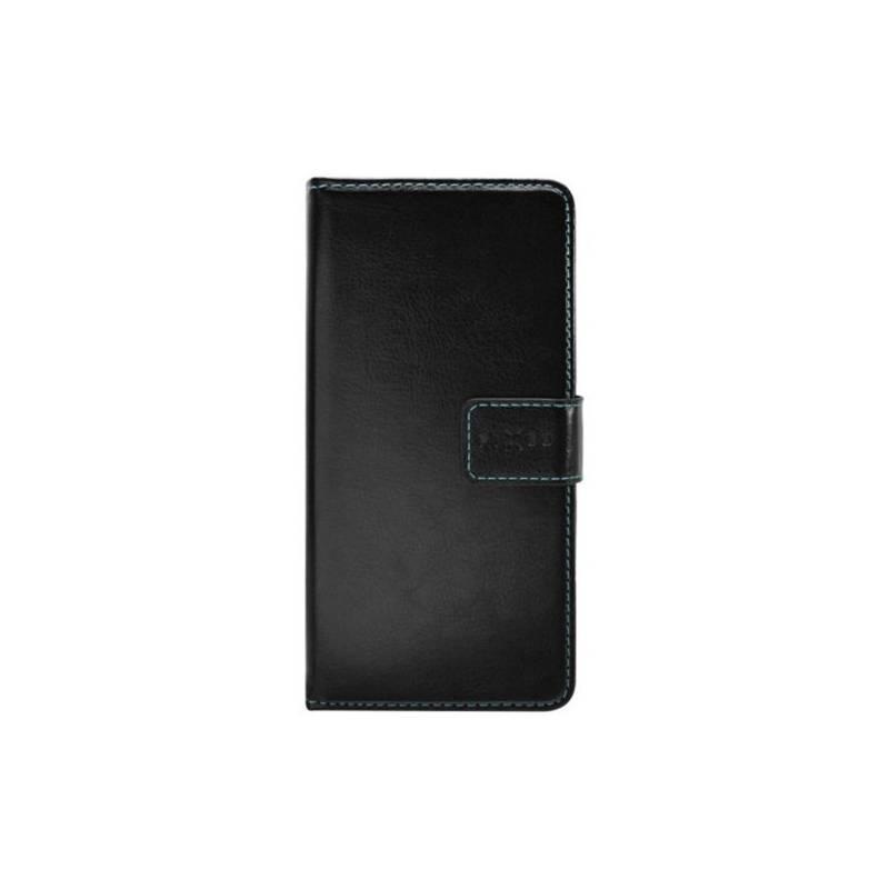 Puzdro na mobil flipové FIXED Opus pro Lenovo K6 Note (FIXOP-156-BK) čierne