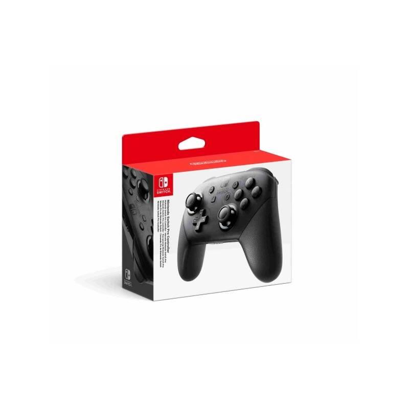 Gamepad Nintendo Switch Pro Controller (NSP140) čierny