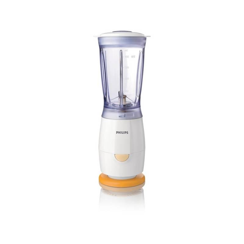 Stolný mixér Philips HR2860/55 biely/žltý/oranžový