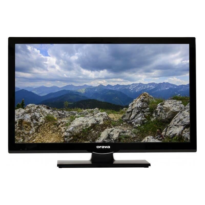 Televize Orava LT-6120 černá