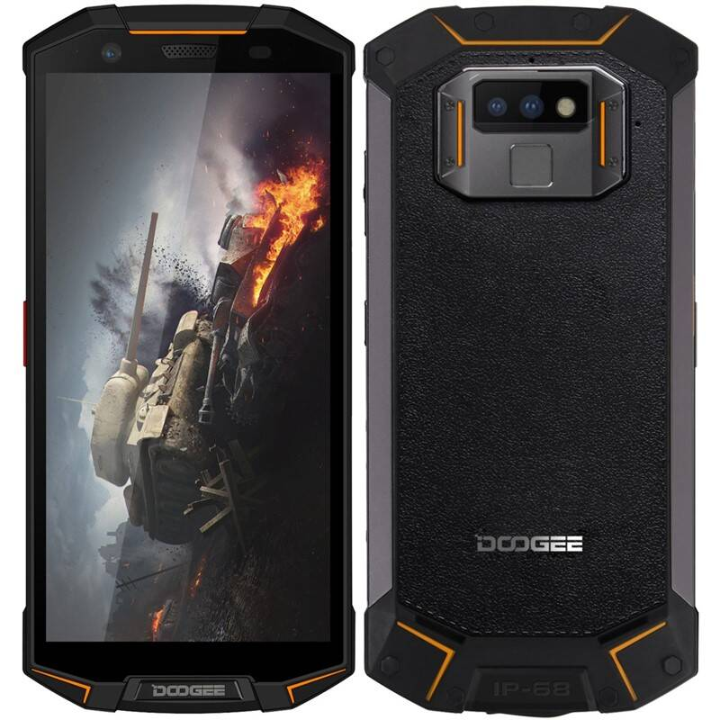 Mobilní telefon Doogee S70 Lite (DGE000422) oranžový