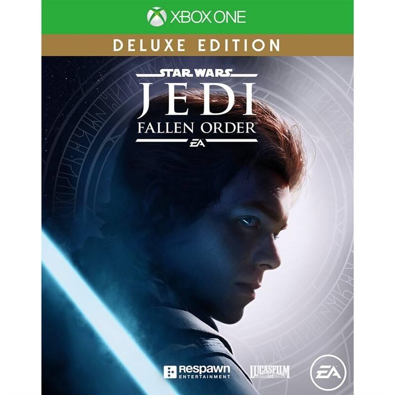 Hra EA Xbox One Star Wars Jedi: Fallen Order Deluxe Edition (EAX371550)