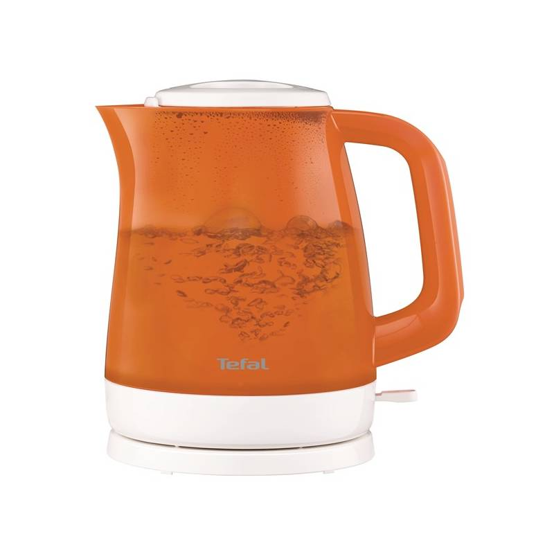 Rychlovarná konvice Tefal Delfini KO151O30 oranžová