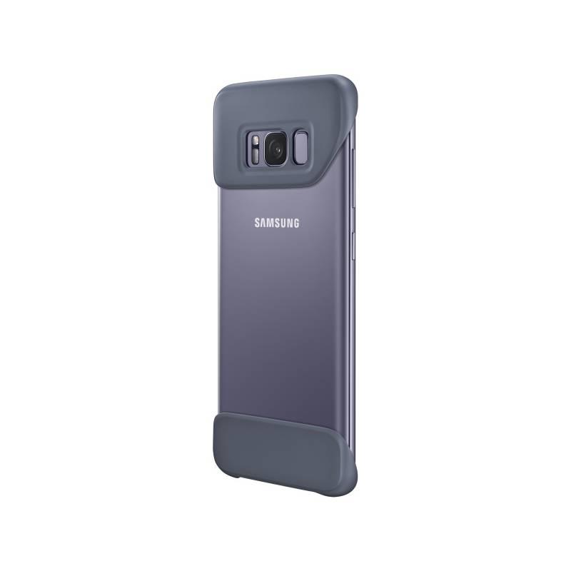 Kryt na mobil Samsung 2 dílný pro Galaxy S8+ (EF-MG955C) (EF-MG955CEEGWW) fialový