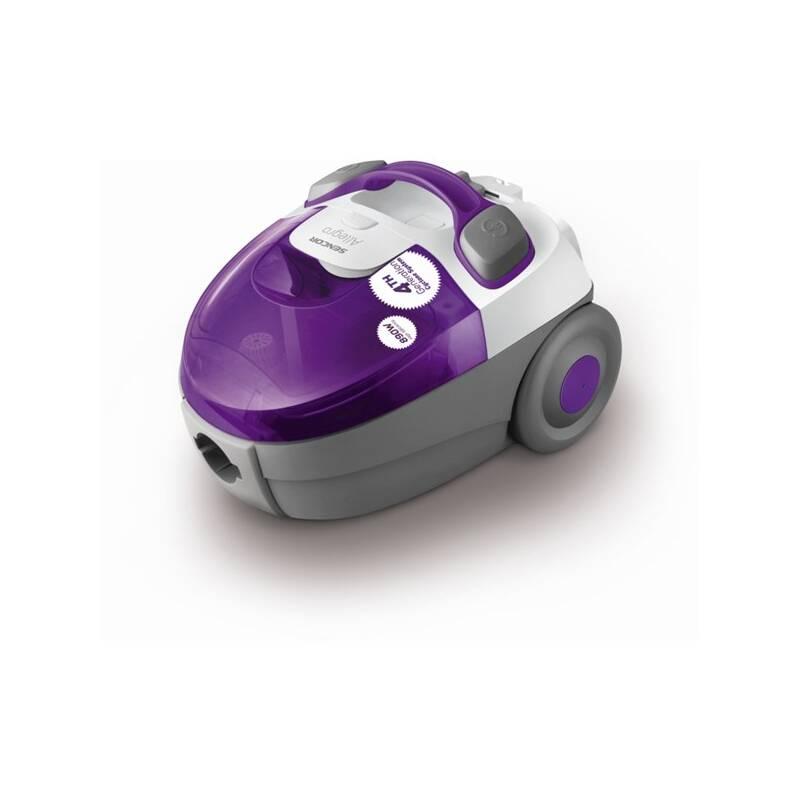 Vysávač podlahový Sencor SVC 512VT-EUE2 fialový + Doprava zadarmo