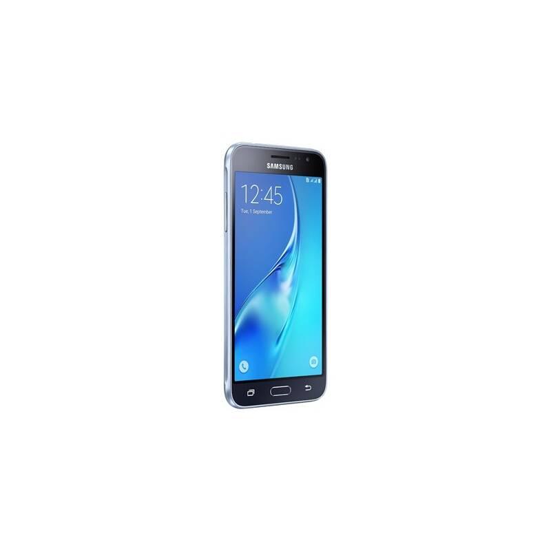 Mobilný telefón Samsung Galaxy J3 2016 (SM-J320) Dual SIM (SM-J320FZKDETL) čierny Software F-Secure SAFE, 3 zařízení / 6 měsíců (zdarma) + Doprava zadarmo