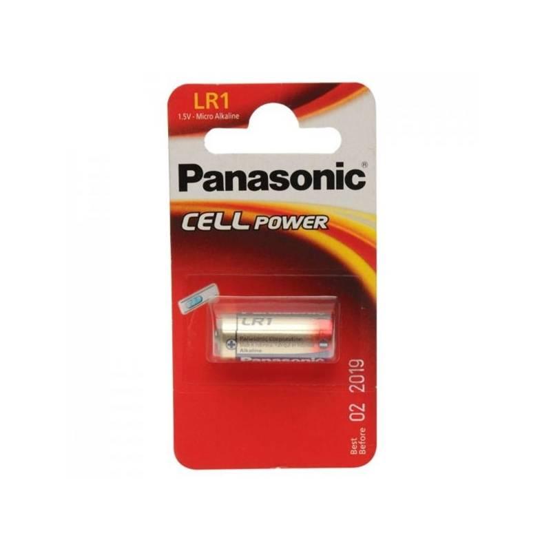 Batéria alkalická Panasonic LR1