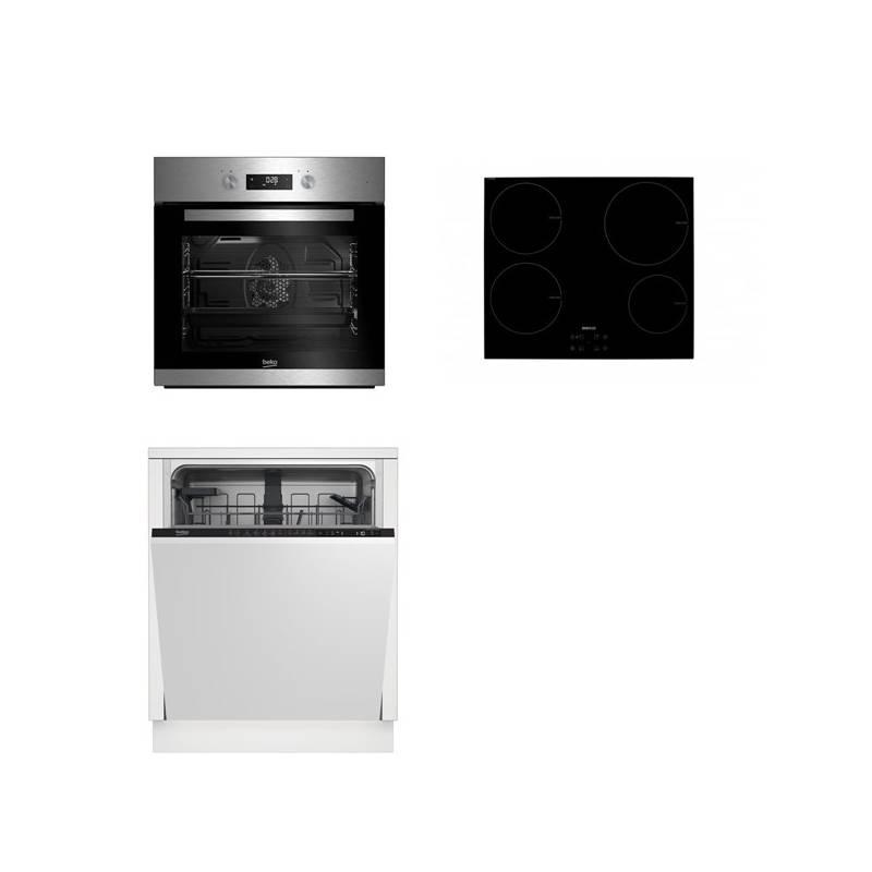 Set výrobkov Beko BIM 22302 X + HII 64400 AT + DIN 26420 + Doprava zadarmo
