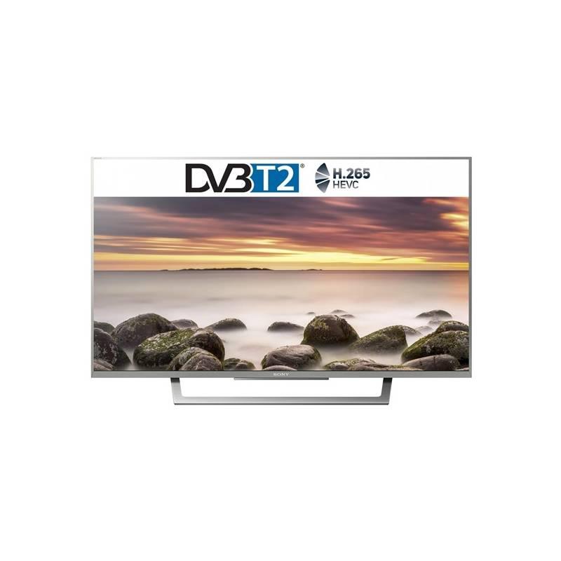 Televízor Sony KDL32WD757SAEP strieborná + Doprava zadarmo