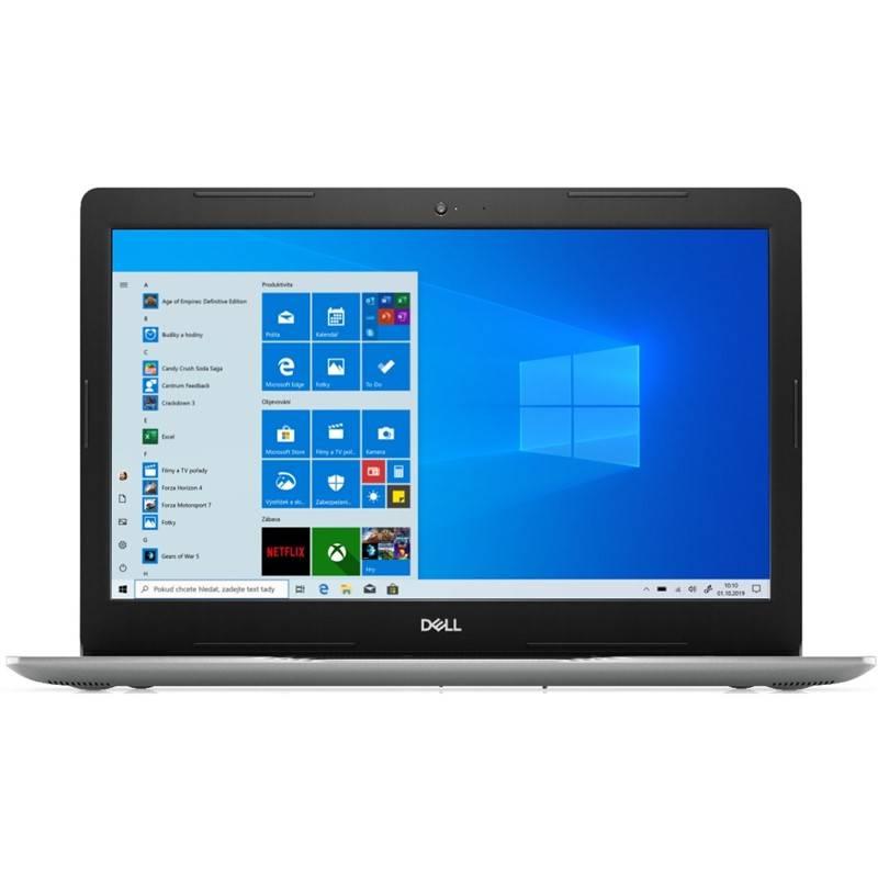 Notebook Dell Inspiron 15 (3593) + MS Office 365 pro jednotlivce (N-3593-N2-513S) strieborný + Doprava zadarmo