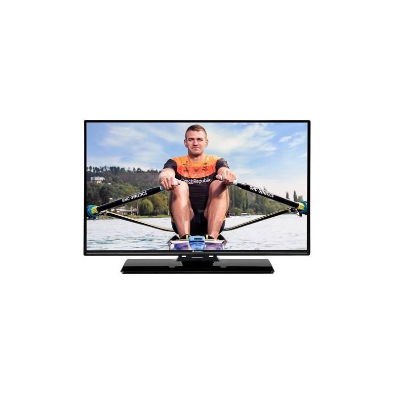 Televize GoGEN TVF 43P525T černá + GoGEN záruka 40 měsíců
