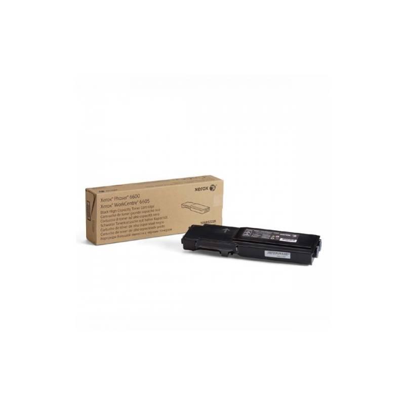 Toner Xerox 106R02236 pro tiskárny Phaser 6600, WorkCentre 6605 8000 str. (106R02236) černý