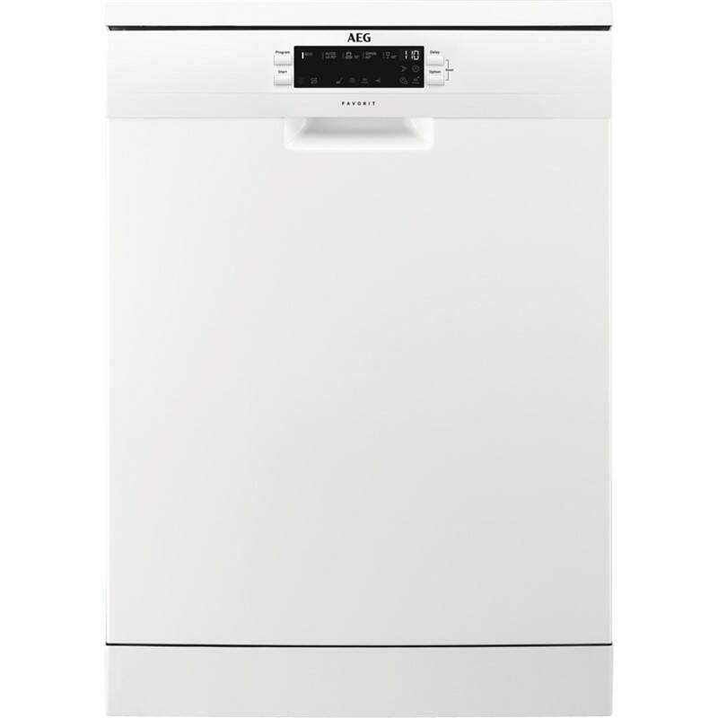 Umývačka riadu AEG Mastery FFB52910ZW biela + Doprava zadarmo