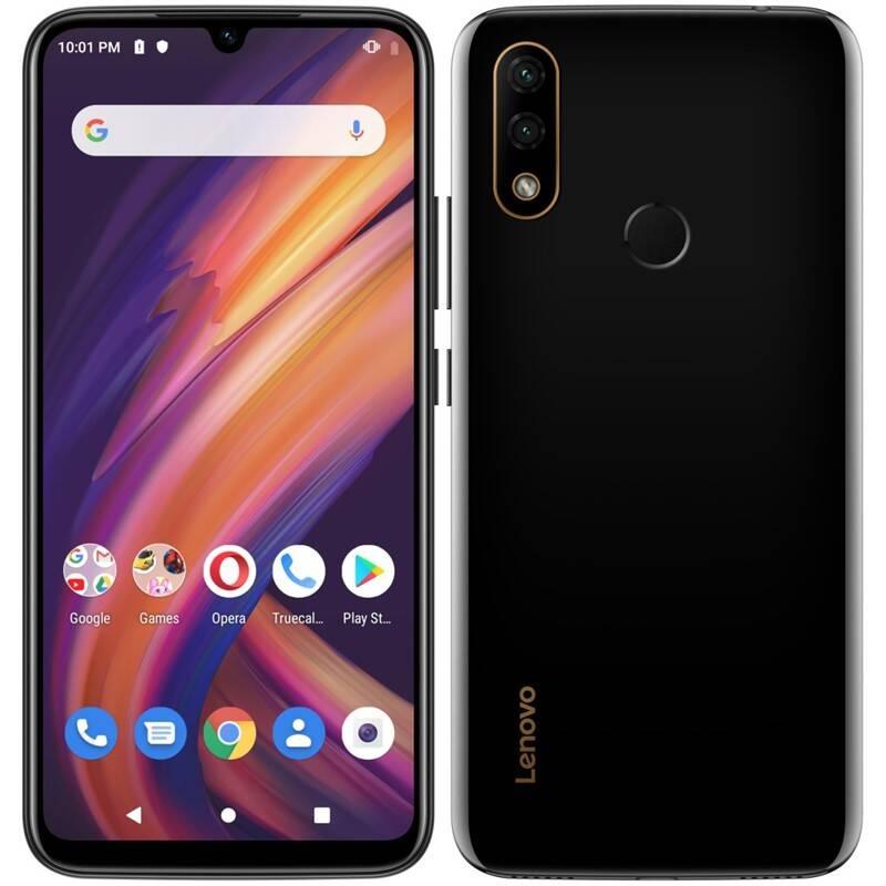 Mobilní telefon Lenovo A6 Note Dual SIM (PAGK0036CN) černý
