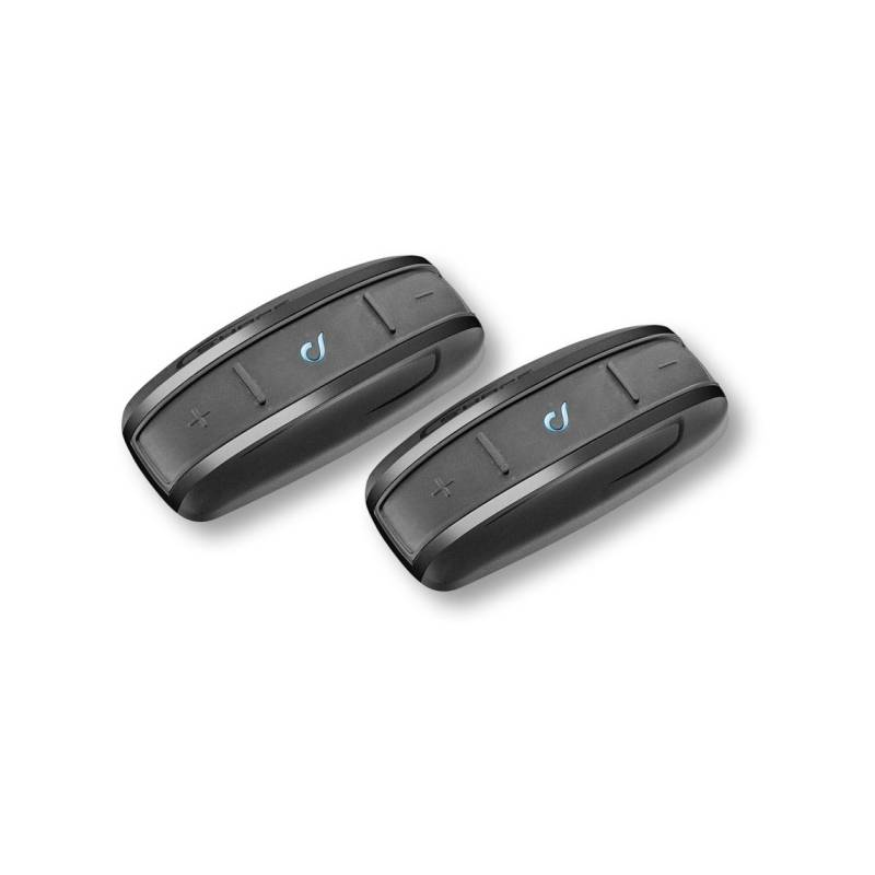 Handsfree Interphone CellularLine Shape (2ks) (INTERPHOSHAPETP) černé
