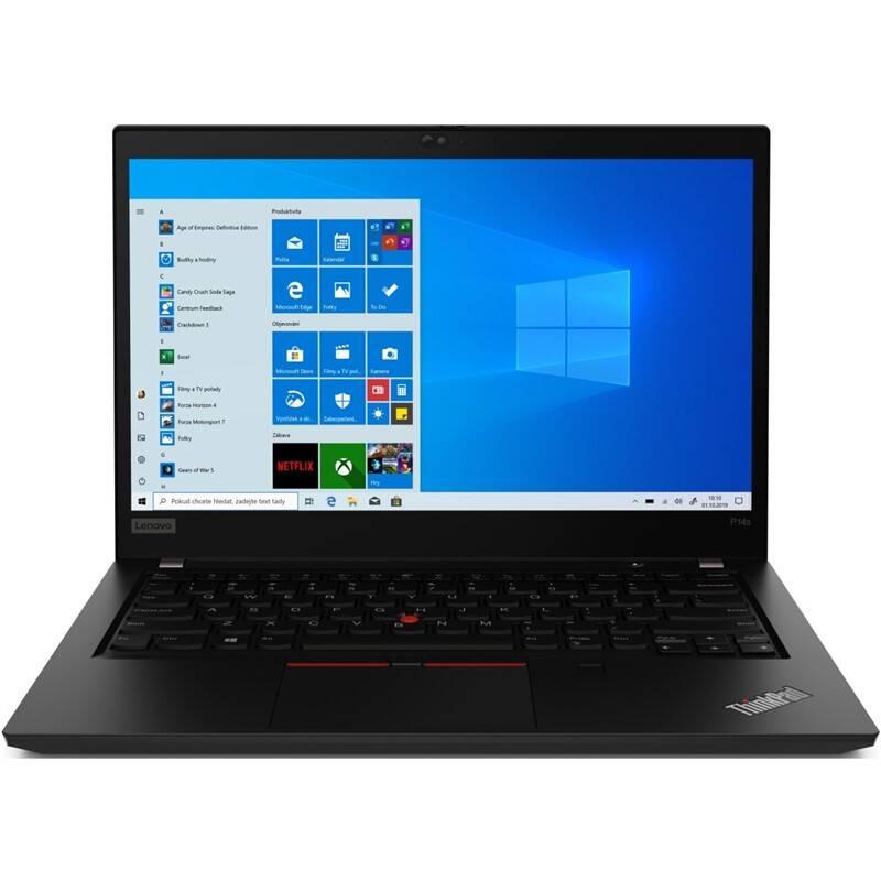 Notebook Lenovo ThinkPad P14s (20S40018CK) čierny