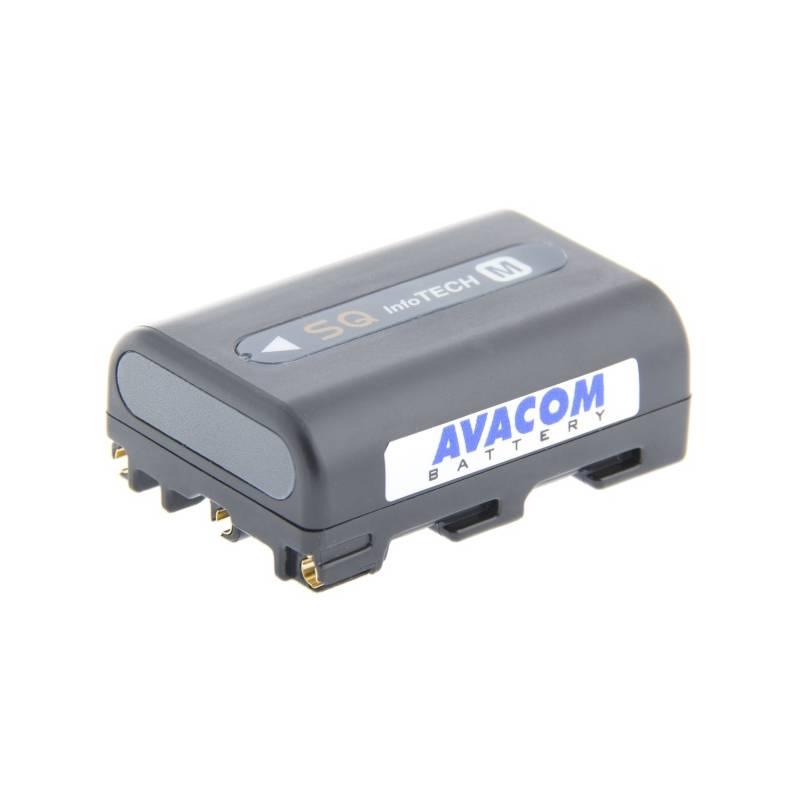 Akumulátor Avacom pro Sony NP-FM50, QM50 Li-ion 7,2V 1100mAh (VISO-QM50-750G)
