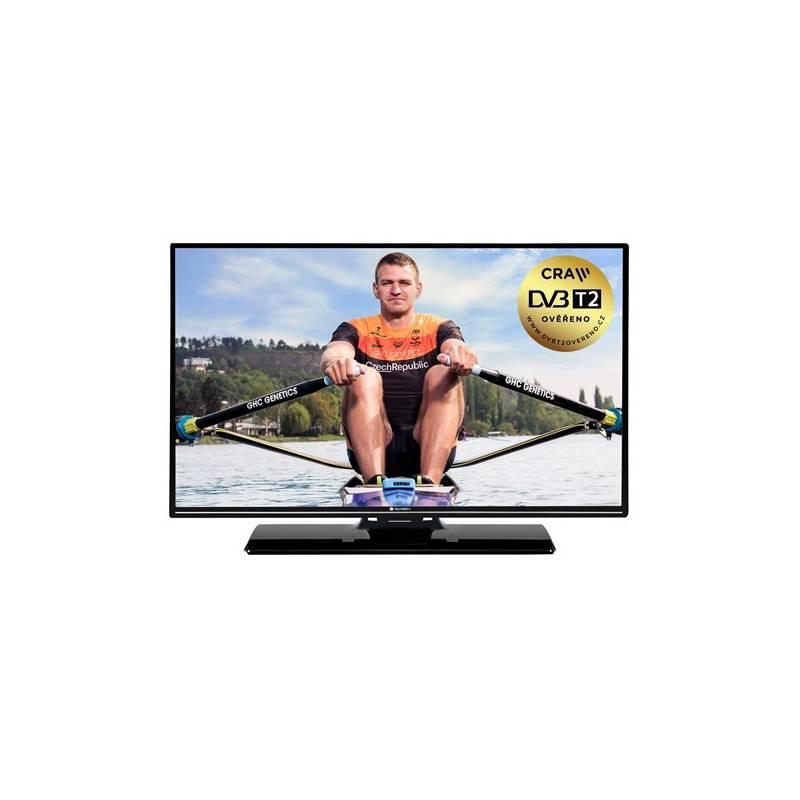 Televízor GoGEN TVF 43P525T čierna + Doprava zadarmo
