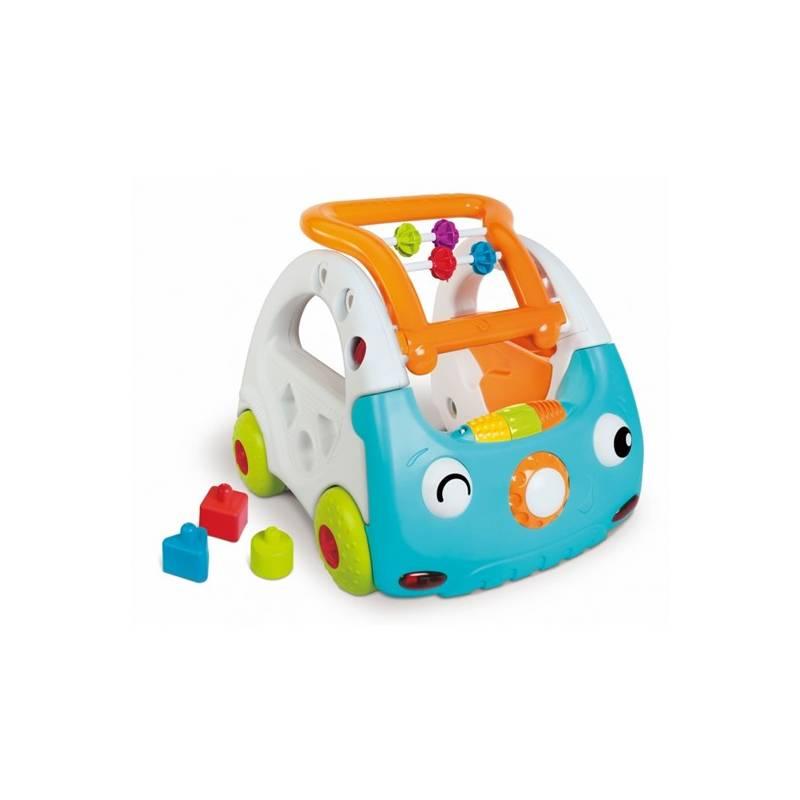 Chodítko detské B-KIDS auto 3v1 Discovery Car + Doprava zadarmo