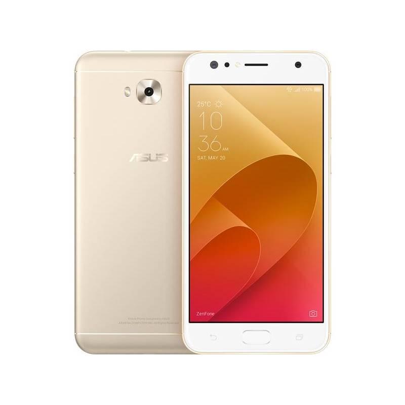 Mobilný telefón Asus ZenFone 4 Selfie (ZD553KL-5G027WW) (ZD553KL-5G027WW) zlatý + Doprava zadarmo