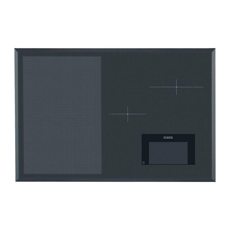 Indukčná varná doska AEG Mastery HKH81700FB čierna + Doprava zadarmo