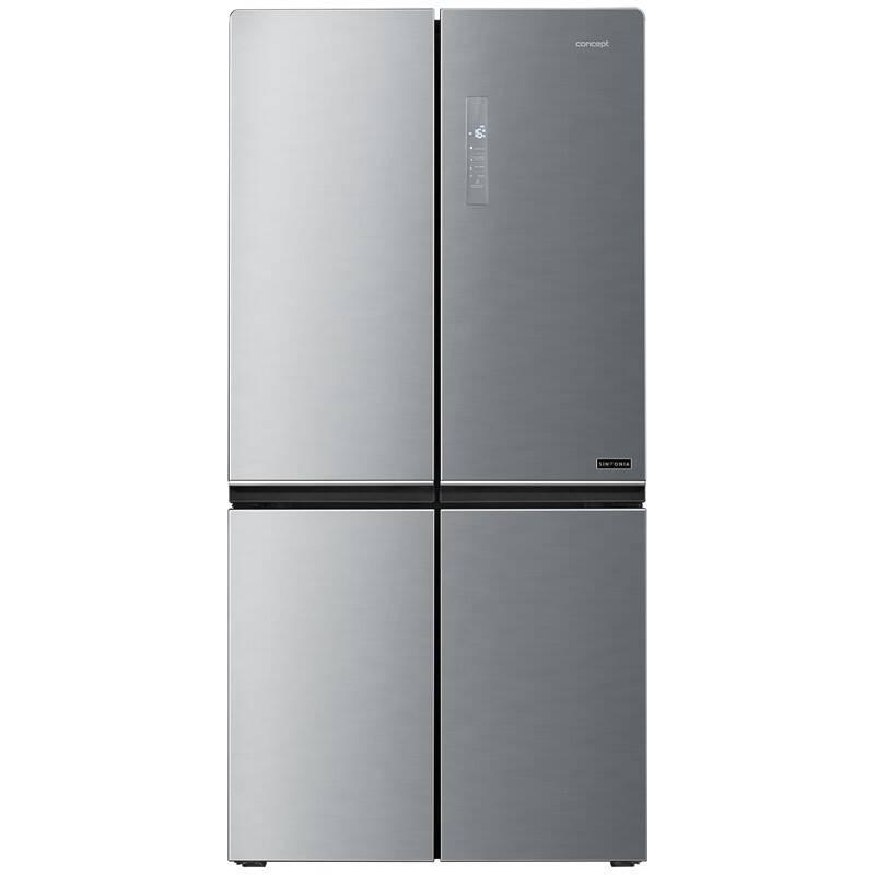 Americká lednice Concept LA8990SS nerez