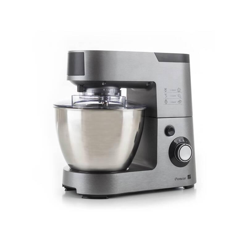 Kuchynský robot G21 Promesso Iron Grey sivý + Doprava zadarmo