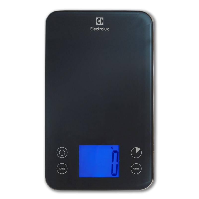 Kuchyňská váha Electrolux BKS1 černá