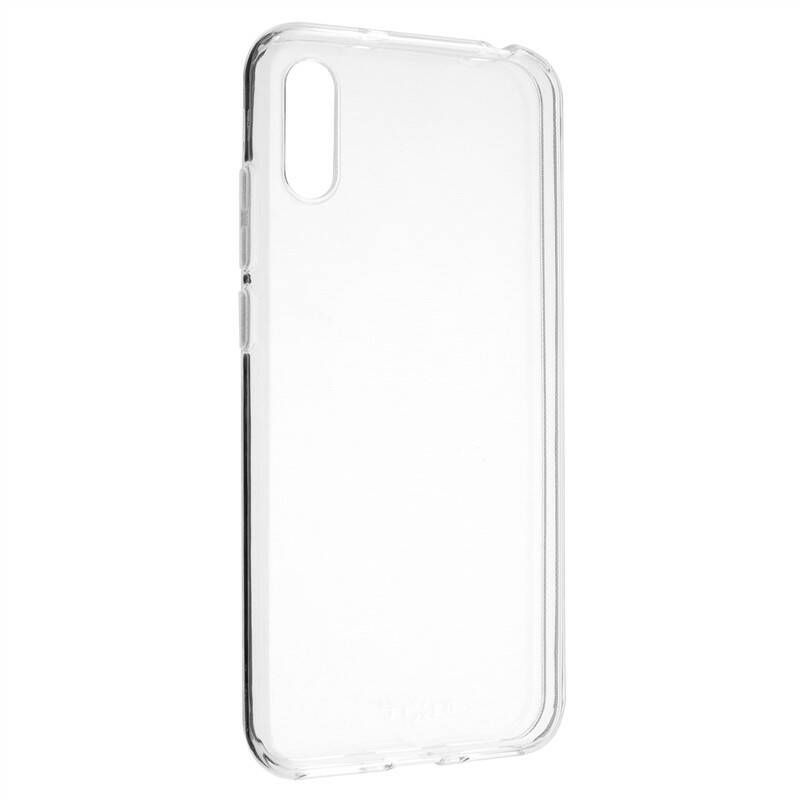 Kryt na mobil FIXED Skin pro Huawei Y6 (2019) (FIXTCS-395) průhledný