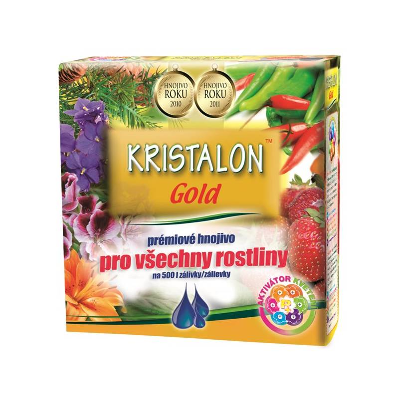 Hnojivo Agro Kristalon Gold 0,5 kg