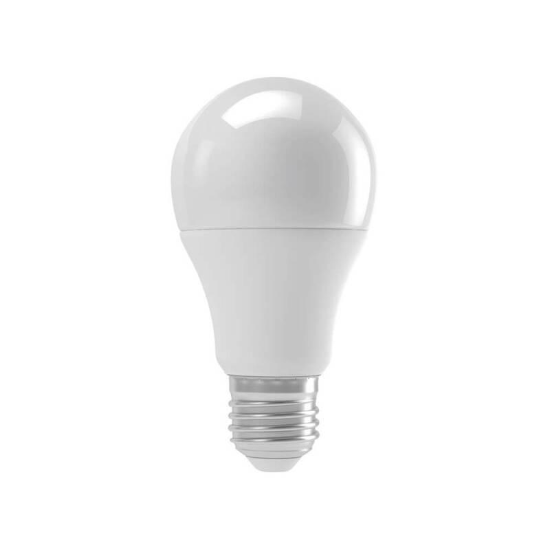 LED žiarovka EMOS klasik, 9W, E27, teplá bílá (1525733201)