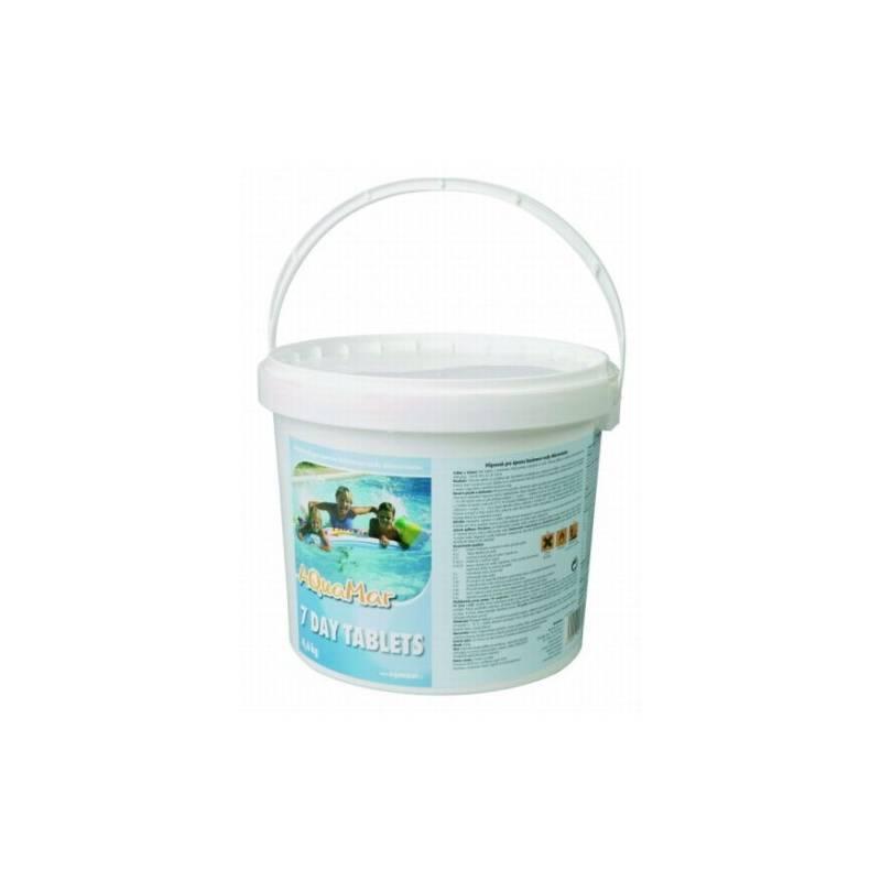 Bazénová chémia Marimex AQuaMar Day Tablets 4,6 kg + Doprava zadarmo
