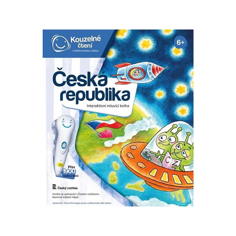 Kúzelné čítanie Albi Kniha Česká republika