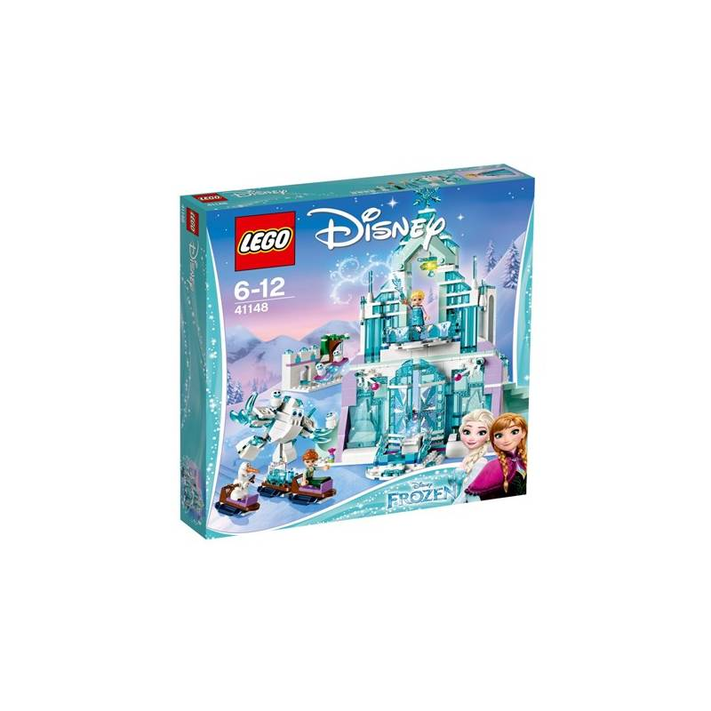 Stavebnica LEGO® DISNEY™ 41148 Elsa a její kouzelný ledový palác
