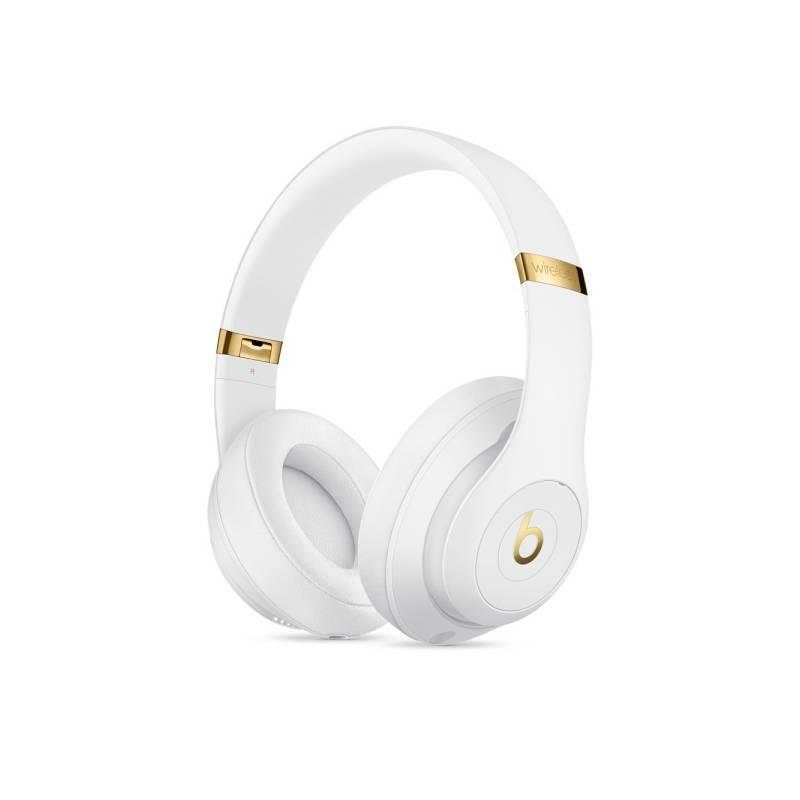 Slúchadlá Beats Studio3 Wireless (MQ572ZM/A) biela + Doprava zadarmo