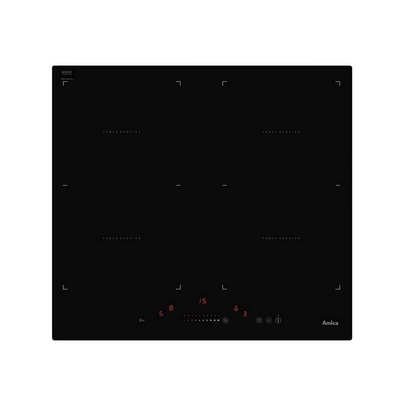 Indukčná varná doska Amica DI 6421 SBB čierna