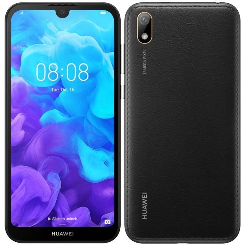 Mobilní telefon Huawei Y5 2019 Dual SIM (SP-Y519DSBOM) černý