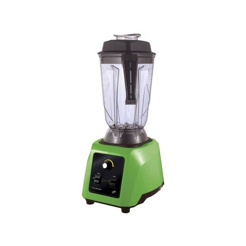 Stolný mixér G21 Blender Perfect smoothie green zelený Nádobka G21 Perfect Smoothie 1,3 L (zdarma)