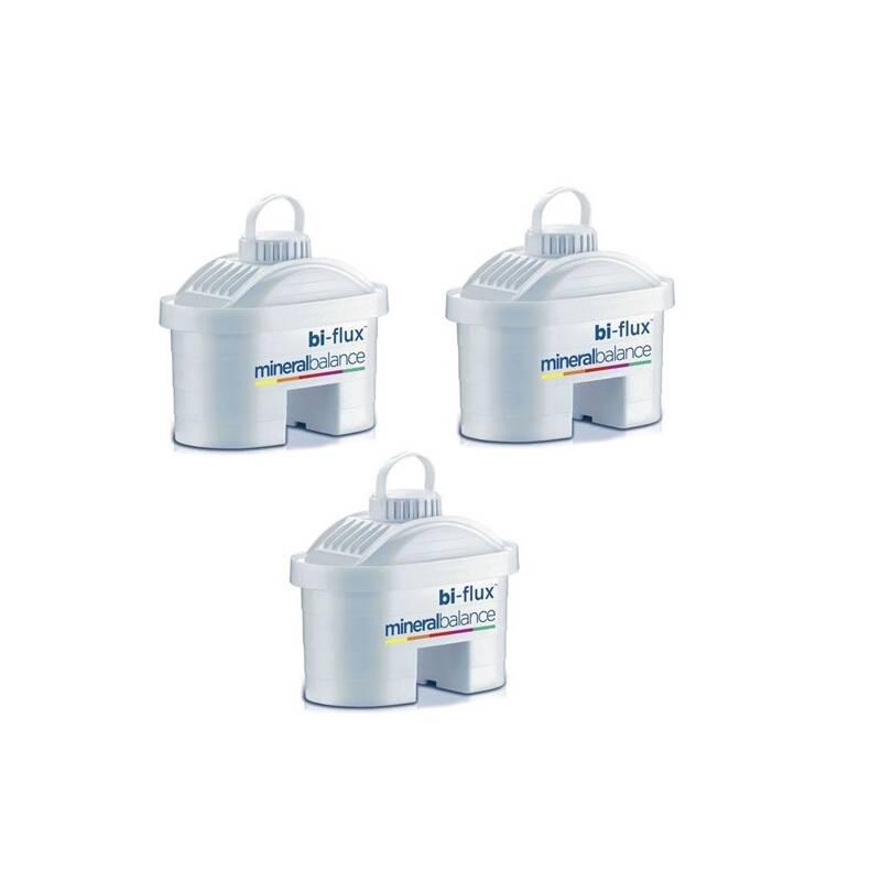 Filter na vodu Laica Bi-flux Mineralbalance, 3 ks (M3M)