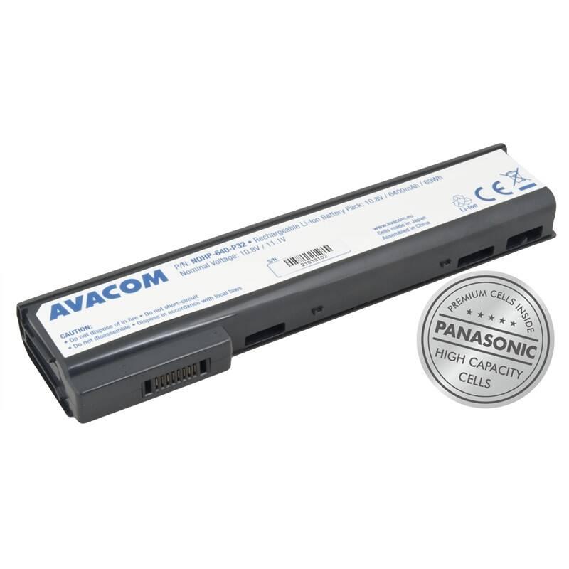 Batéria Avacom HP ProBook 640/650 Li-Ion 10,8V 6400mAh 69Wh (NOHP-640-P32) + Doprava zadarmo