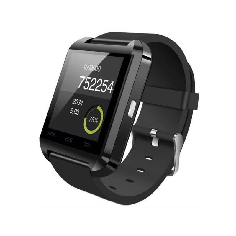 Chytré hodinky IMMAX SW5 (09006) čierne